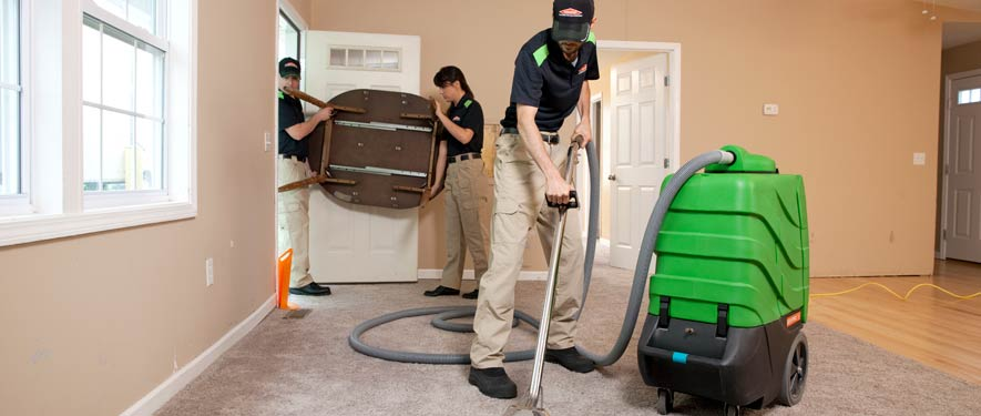 Independence, MO residential restoration cleaning